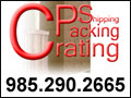 Crating Packing & Shipping